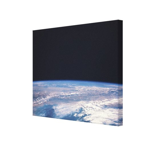 Earth from Space 29 Gallery Wrap Canvas