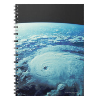 Earth from Space 2 Spiral Notebooks