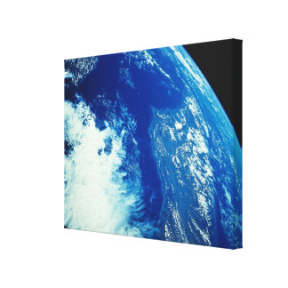 Earth from Space 32 Canvas Print