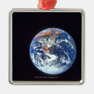 Earth from Space 33 Christmas Ornament