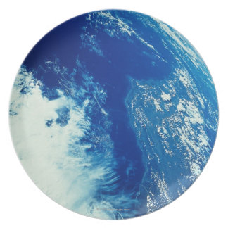 Earth from Space 34 Plate