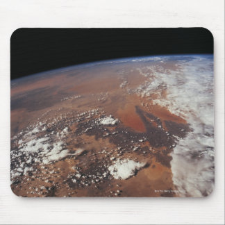 Earth from Space 4 Mouse Pad