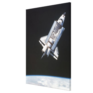 Earth from Space 5 Stretched Canvas Prints