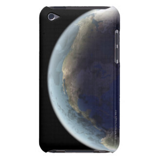 Earth from Space 6 Case-Mate iPod Touch Case