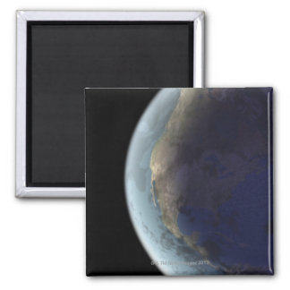 Earth from Space 6 Magnet