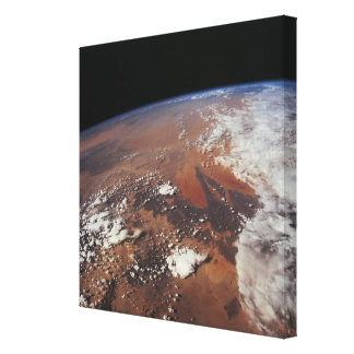 Earth from Space 7 Canvas Prints