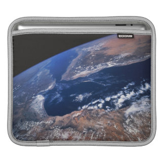 Earth from Space 7 iPad Sleeve