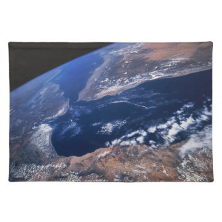 Earth from Space 7 Placemat