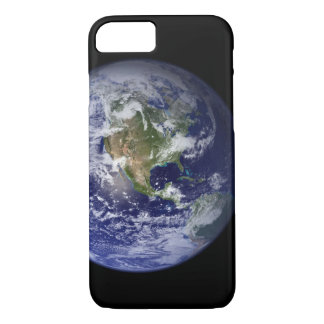 Earth From Space iPhone 7 Case