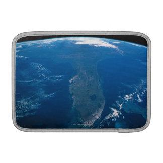 Earth from Space MacBook Air Sleeves