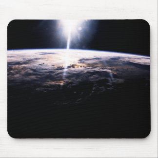Earth from Space Mouse Pad