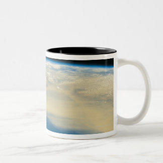 Earth From Space Coffee Mugs