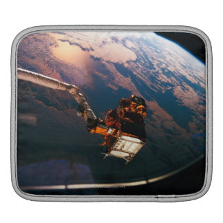 Earth from Space Shuttle 3 Sleeve For iPads