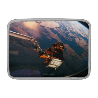 Earth from Space Shuttle 3 Sleeve For MacBook Air