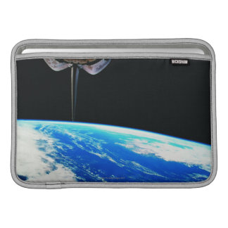 Earth from Space Shuttle 4 MacBook Sleeve