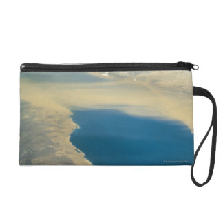 Earth From Space Wristlet