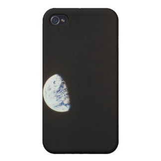 Earth from the Moon Case For iPhone 4