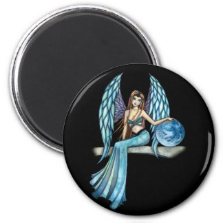 Earth Guardian Angel Fairy Magnet