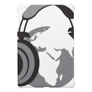 Earth Headphones Cover For The iPad Mini