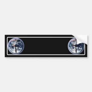Earth Hour Clock 8 30pm Bumper Stickers