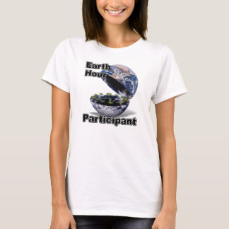 Earth Hour Participant T-Shirt