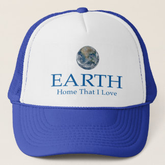 EARTH I LOVE HAT