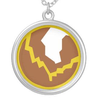Earth Icon Necklace