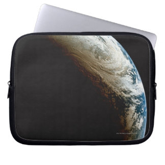 Earth in Shadow and Light Laptop Sleeve