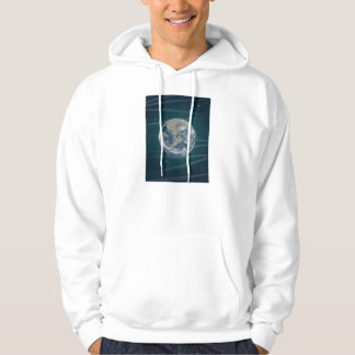 Earth In Space Hoodie