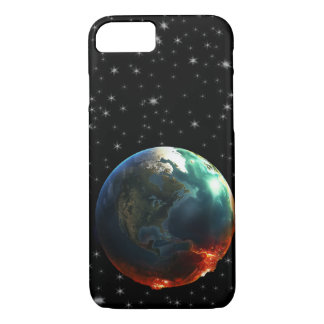 EARTH IN STARS iPhone 8/7 CASE