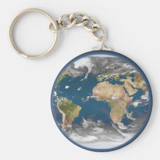 Earth Key Ring