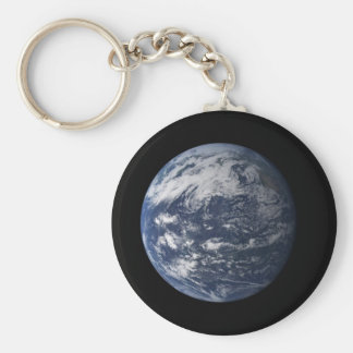 Earth Key Ring