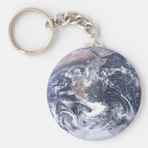 Earth Keychain