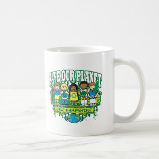 Earth Kids New Hampshire Coffee Mug