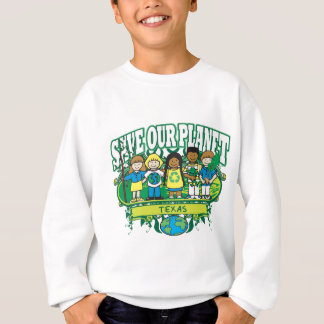 Earth Kids Texas Sweatshirt