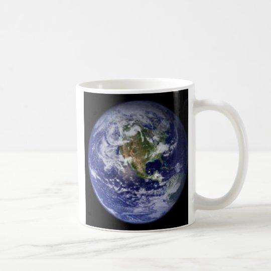 EARTH LIGHT COFFEE MUG