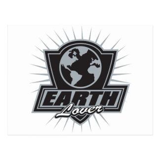 Earth Lover Postcard