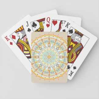 Earth Mandala Playing Cards