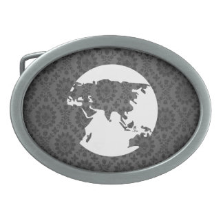 Earth Mankinds Icon Belt Buckle