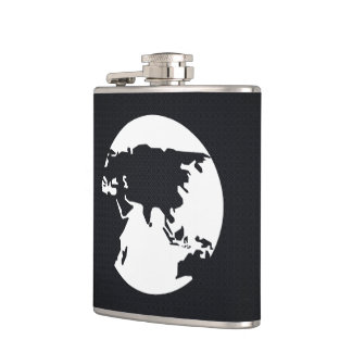 Earth Mankinds Icon Flask