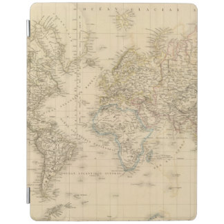 Earth Mercator proj iPad Cover