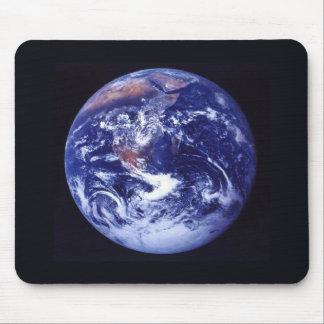 Earth Mousepad Apollo 17 Outer Space View