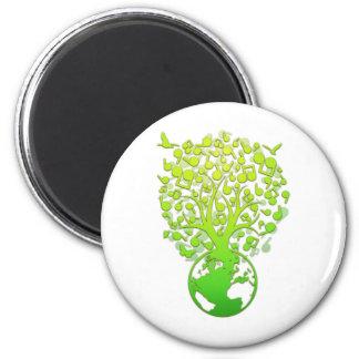 Earth_Music Refrigerator Magnets