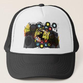 Earth_Music Trucker Hat