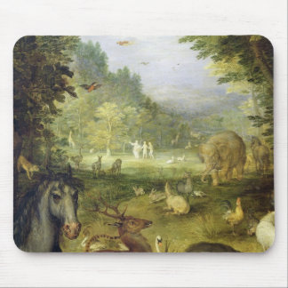 Earth, or The Earthly Paradise, detail of Mouse Pad