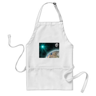 Earth Outer Space Standard Apron
