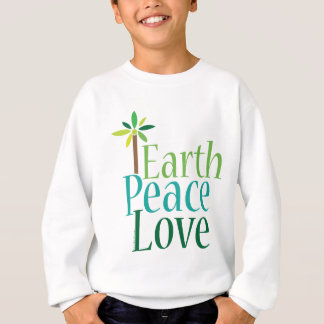 Earth Peace Love Earth Day Gifts Shirts