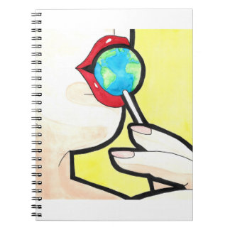 Earth Pop Notebooks