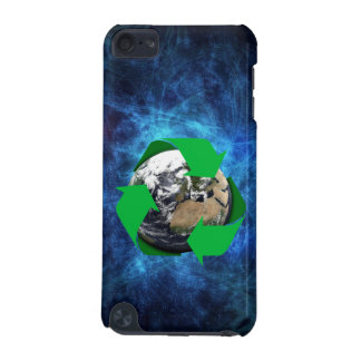 Earth Recycle iPod Touch (5th Generation) Cover