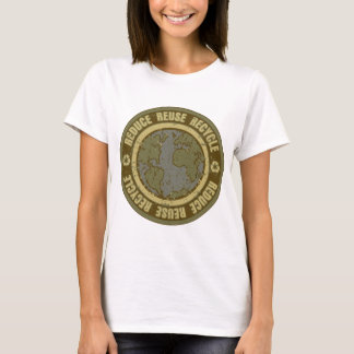 Earth Recycled Grunge T-Shirt